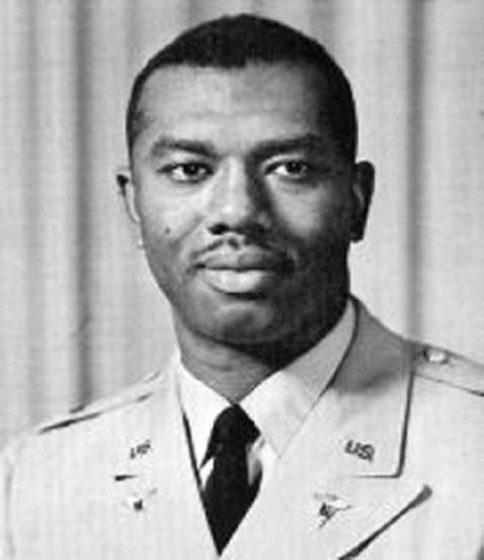 Black Then  Lawrence C Washington First Male Nurse -8523