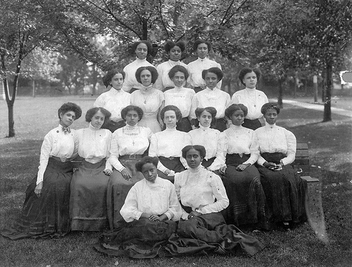 African American Women (Group Portrait)