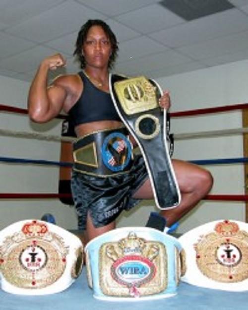 Black Then   Ann Wolfe: The Hardest Puncher in Women's Boxing