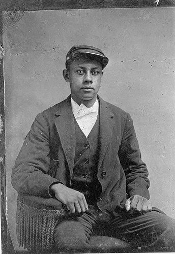Portrait of African American Man