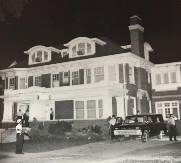 The Algiers Motel Incident In Detroit