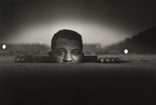 Self-Portrait, Photography by Gordon Parks, 4-5