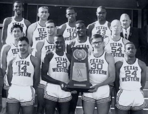 c858d60d0db The 1965–66 Texas Western Miners basketball team represented Texas Western  College, now known as the University of Texas at El Paso (UTEP), and was  coached ...