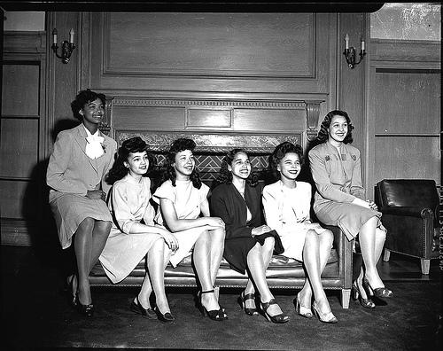 Howard University Queen Contestants, 1947