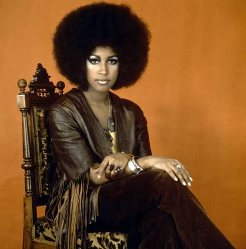 Vintage Beauty Marsha Hunt | 1970s [1 od 2]