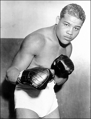 Young Joe Louis