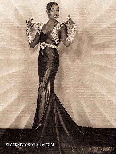 Josephine Baker, Sepia Dreams | c1920s