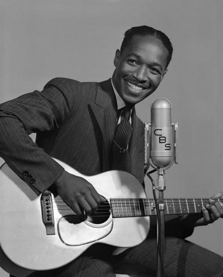 Black Then | Joshua Daniel White: Blues Singer & Actor ...