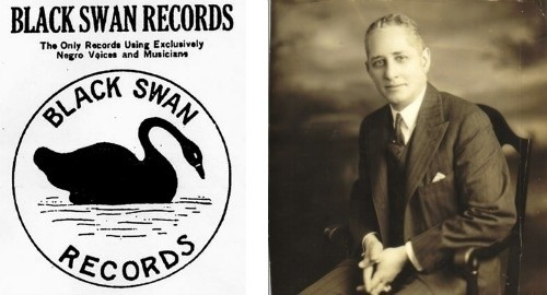 Harry H. Pace Black                                              Swan Records