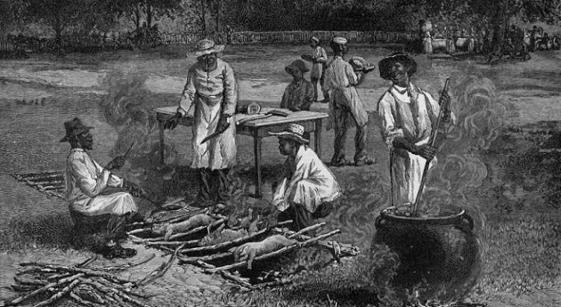 What Is The Connection Between Country S History People And Food